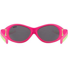 UVEX Sportstyle 510 Brille Kinder pink green/smoke